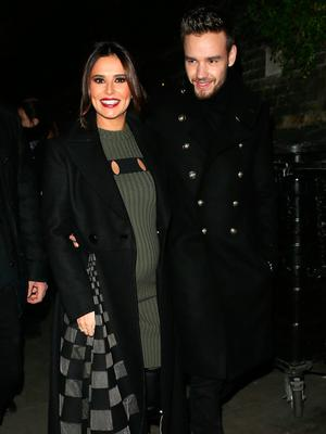 Liam Payne and Cheryl attending The Fayre of St James's Church on November 29, 2016 in London, England.  (Photo by Mark Robert Milan/GC Images)