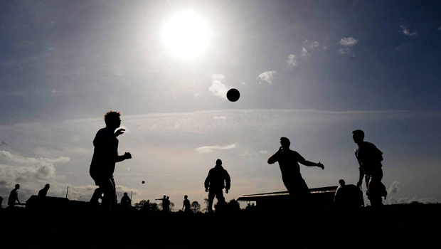 Westmeath led by 0-7 to 0-1 at the break. Stock photo: Sportsfile