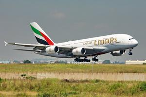 Airbus A380 (Image: Twitter)