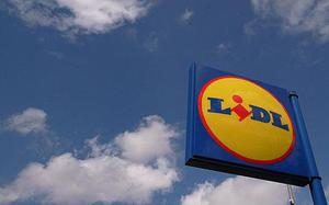The incident happened in Lidl