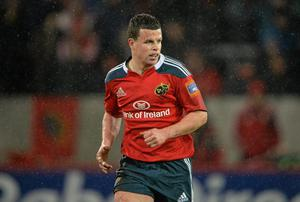 Cork Con's Gerry Hurley is set to captain the Ireland Club XV