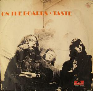 <b>16. On The Boards - Taste (1970)</b><br/> Jimi Hendrix dubbed Rory Gallagher (below) the best guitarist in the world at Woodstock in 1969. The Donegal man would live up to such lofty billing a year later with this intoxicating, pulsating and utterly vital 37-minute album.