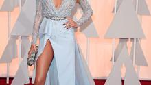 Model Chrissy Teigen attends the 87th Annual Academy Awards at Hollywood & Highland Center