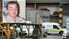 Mark Burke's remains were found in a recycling plant