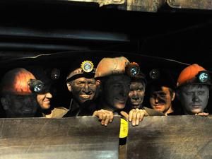Almost 500 miners trapped underground in Ukraine after shelling hits power station
