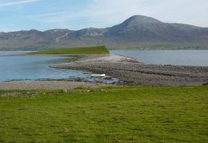 After two years on the market, the islands price has been cut to a bargain price of just €200,000. (Photo: Myhome.ie)