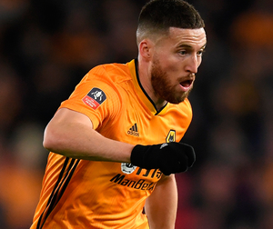 Wolves' Matt Doherty. Photo: Getty Images
