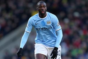Manchester City's Yaya Toure was spared a three-match ban despite appearing to kick Norwich City's Ricky van Wolfswinkel