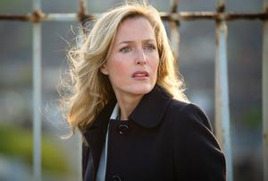 Gillian Anderson in The Fall.