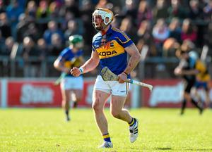 Padraic Maher celebrates a point from James Woodlock in their win over Clare