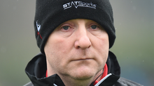 Louth manager Colin Kelly. Photo: Philip Fitzpatrick/Sportsfile
