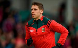 CONFIDENCE: Lee Keegan thinks the current Mayo team can win an All-Ireland title. Photo: Eóin Noonan/Sportsfile