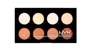 NYX Highlight & Contour Palette (€7)