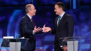 Any emerging deal will require ratification by Fine Gael, Fianna Fáil and the Green Party membership. Photo: Niall Carson/PA Wire
