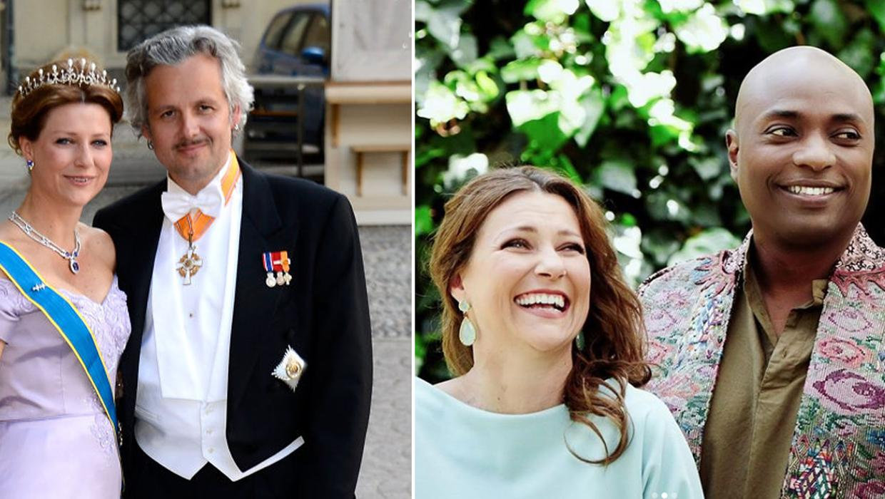 Norway S Princess Martha Louise Debuts Relationship With American Shaman On Instagram Independent Ie