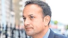 Arrogance: Leo Varadkar (pictured) and Micheál Martin have not addressed the issues thrown up by the election