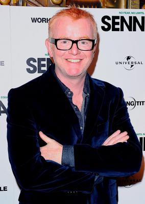 Chris Evans who has signed a three-year deal to lead a new Top Gear line-up
