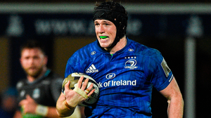 Leinster lock Ryan Baird