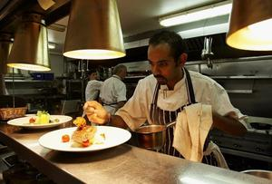 Concerns: Chef Richy Virahsawmy says that restaurants are going to need help, ranging from a lower VAT rate to an extension of employment subsidy schemes