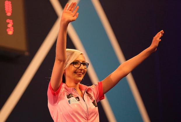 Fallon Sherrock's historic run at the PDC World Championships is over