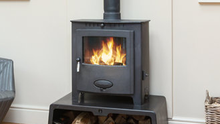'The stove you select depends not only on the type of build and level of insulation of your home, but on the type of fuel to be used'