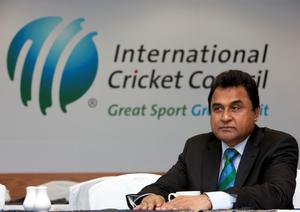 Mustafa Kamal threatened this week to reveal 'mischievous things' going on at the ICC in protest over being denied the right to hand over the World Cup trophy at the final in Melbourne