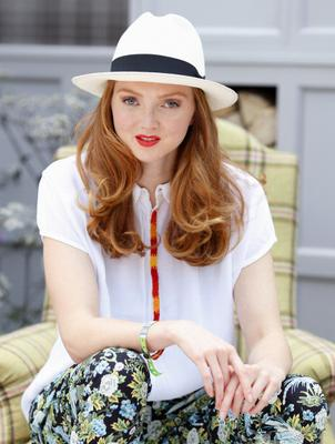 Lily Cole attends the VIP preview day of The Chelsea Flower Show at The Royal Hospital Chelsea on May 19, 2014 in London, England. (Photo by Max Mumby/Indigo/Getty Images)