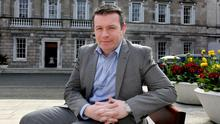 Time for leadership: New Labour Party leader Alan Kelly has the chance to restore his party's reputation – a chance he seems set to spurn. Photo: Tom Burke