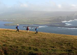 Into the West: Exploring Achill by foot