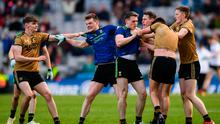 Kerry and Mayo will be shown live on RTE on Sunday