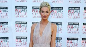 Pippa O'Connor pictured at the VIP Style Awards at the Marker Hotel in Dublin