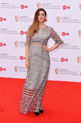 Millie Brady attends the Virgin TV BAFTA Television Awards at The Royal Festival Hall on May 14, 2017 in London, England.  (Photo by Jeff Spicer/Getty Images)