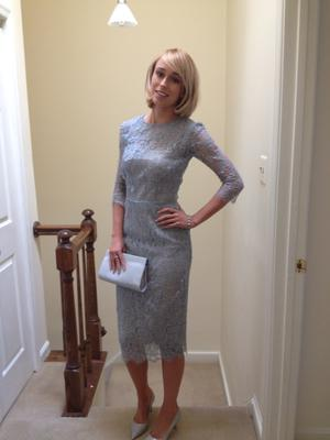 Stephanie Roche before the St Patrick's Day reception at The White House