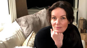 A worrying week: Dr Ciara Kelly at home in Greystones after being diagnosed with Covid-19