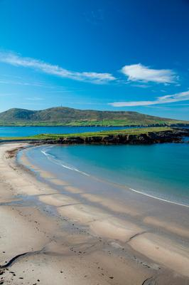 The beach beside Binroe Point, Carrowteige, County Mayo