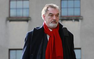 Ian Bailey Pic: Courts Collins
