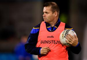 Next man up: Dessie Farrell will hope to have more success in following Jim Gavin than Frank O'Farrell did in succeeding Matt Busby. Photo by Harry Murphy/Sportsfile