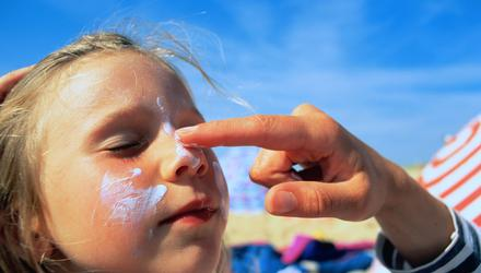 As a rule, you should always use an SPF15 product or higher at the start of sun exposure.