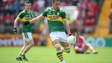 Mikey Sheehy insists Declan O'Sullivan is 'the best centre-forward we've ever produced in Kerry'. Photo: Brendan Moran / SPORTSFILE