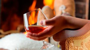 The use of alcohol to relax and unwind is not new but it is concerning. (Stock image)