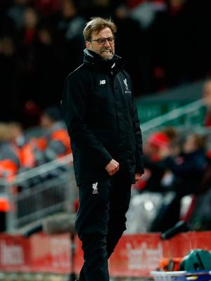 'When the week starts after Leicester everybody was angry, then we produce this performance. Then the question is immediately about Burnley (on Sunday) and it starts already, 'how can we do this?' I don't like inconsistency. It was part of the deal, obviously' Photo: Reuters / Lee Smith