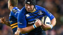 Leinster coach Matt O'Connor does not feel Mike Ross (pictured), who thrives on game time, will be rusty after sitting in his civvies last weekend