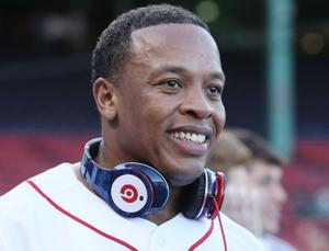 Producer and musician Dr. Dre