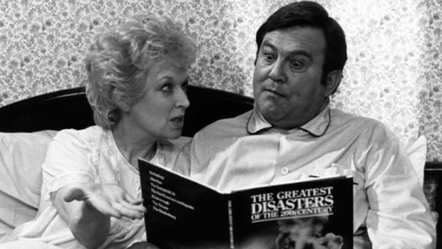 ONSCREEN CHEMISTRY: TV sitcom 'Terry and June', starring June Whitfield and Terry Scott