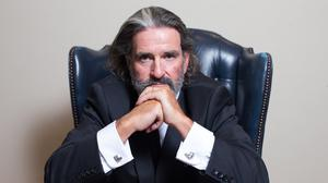 In charge: Johnny Ronan controls RGRE Grafton Ltd, the company to which Bewley's paid its rent. Photo: Tony Gavin