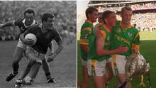 Colm O'Rourke, Trevor Giles and Graham Geraghty were all in contention for the best Meath footballer of the last 50 years. Image credit: Sportsfile.