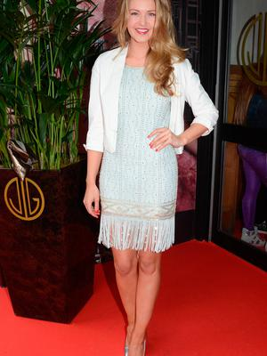 Aoibhin Garrihy at the Irish Premiere of The Great Gatsby in 2013
