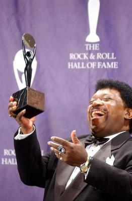 Percy Sledge Photo credit: Rich Lee/PA Wire