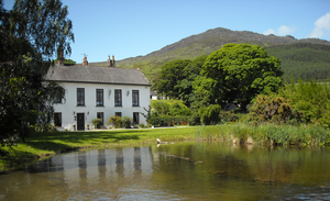Ghan House, Carlingford: New to the Blue Book for 2015