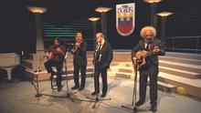 The Dubliners on 'The Late Late Show' (1987)